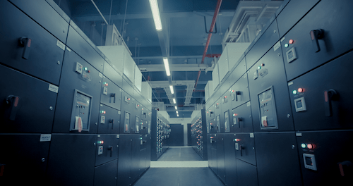 A secure, HIPAA compliant disaster recovery data center
