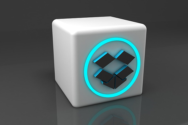 Dropbox cube but is Dropbox HIPAA-compliant