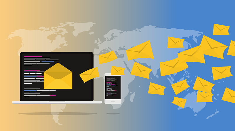Image showing is it safe to send medical records globally via email