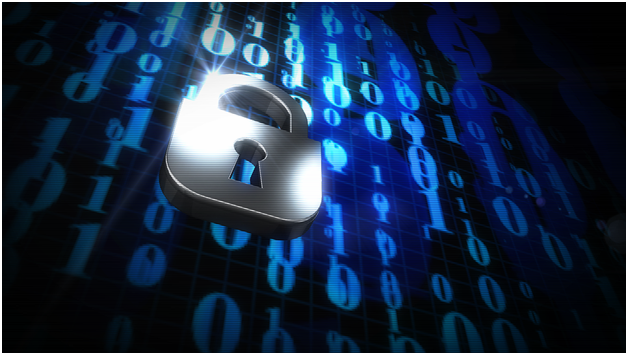 Secure data backup recovery